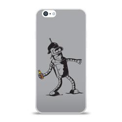 Futurama. Bender Banksy