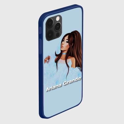 Чехол для iPhone 12 Pro Ariana Grande (Ариана Гранде) Фото 01