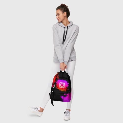 Рюкзак 3D Instagram  Фото 01