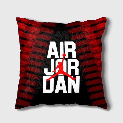 Подушка 3D AIR JORDAN. One фото