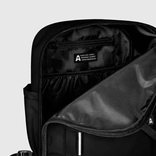 Женский рюкзак 3D ТИКТОКЕР - PAYTON MOORMEIE. Фото 01