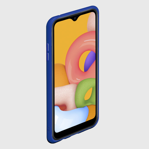 Чехол для Samsung A01 ТИКТОКЕР - PAYTON MOORMEIE. Фото 01