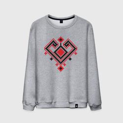 Сердце славянский орнамент