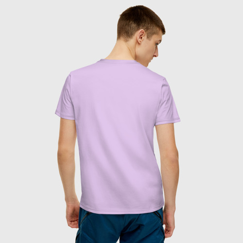 Мужская футболка хлопок LiL PEEP Фото 01