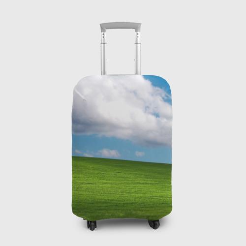 Чехол для чемодана 3D Заставка Windows Фото 01
