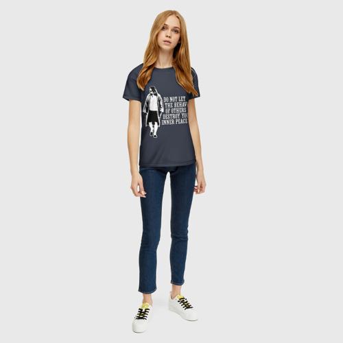 Женская футболка 3D The Big Lebowski Фото 01