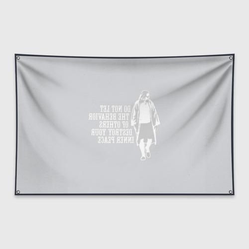 Флаг-баннер The Big Lebowski Фото 01
