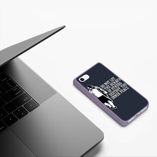 Чехол для iPhone 5/5S матовый The Big Lebowski Фото 01
