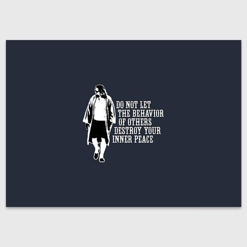 Поздравительная открытка The Big Lebowski Фото 01