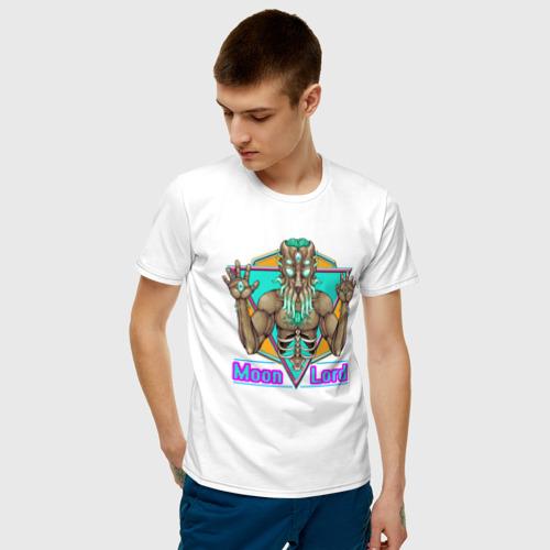 Мужская футболка хлопок Terraria за  1050 рублей в интернет магазине Принт виды с разных сторон