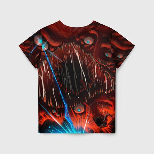 Детская футболка 3D Terraria за  1025 рублей в интернет магазине Принт виды с разных сторон