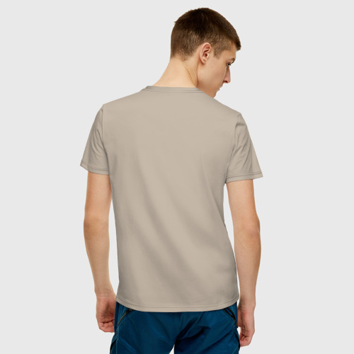 Мужская футболка хлопок СТРАХА НЕТ Фото 01