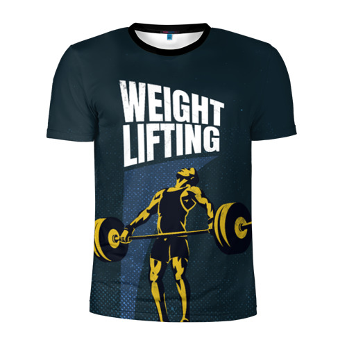 Wheight lifting