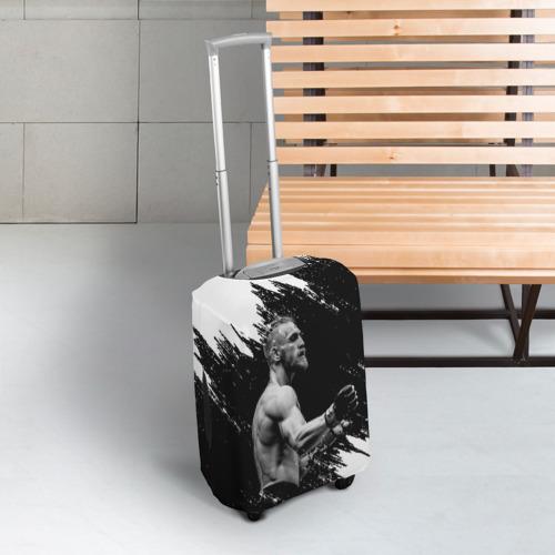 Чехол для чемодана 3D Conor McGregor Фото 01