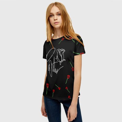 Женская футболка 3D PAYTON MOORMEIER - TIKTOK Фото 01