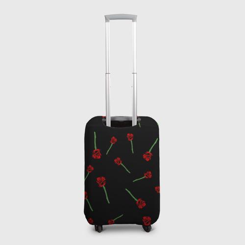 Чехол для чемодана 3D PAYTON MOORMEIER - TIKTOK Фото 01