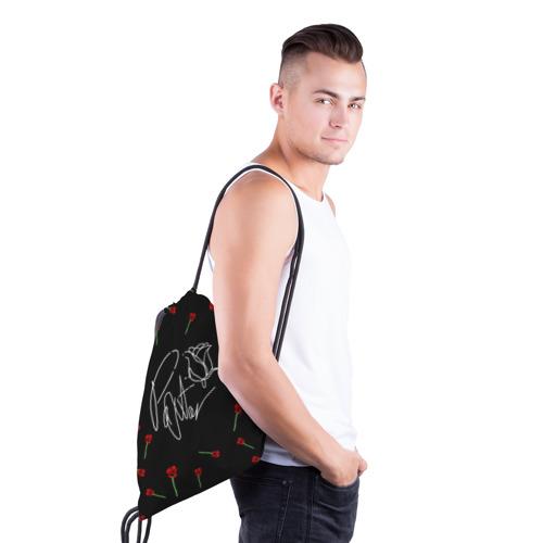 Рюкзак-мешок 3D PAYTON MOORMEIER - TIKTOK Фото 01