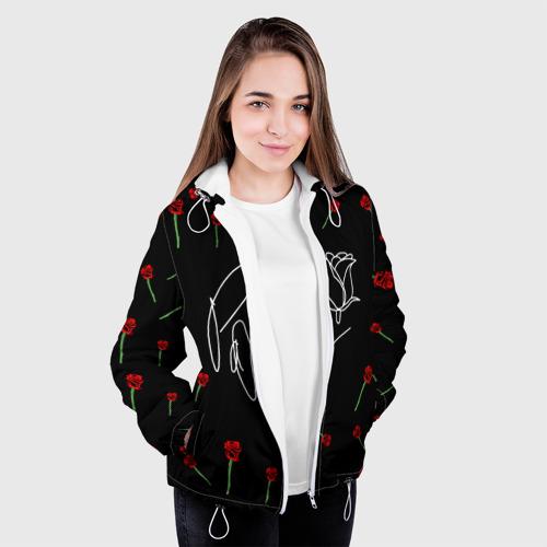 Женская куртка 3D PAYTON MOORMEIER - TIKTOK Фото 01