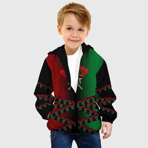 Детская куртка 3D ТИКТОКЕР - PAYTON MOORMEIE. Фото 01