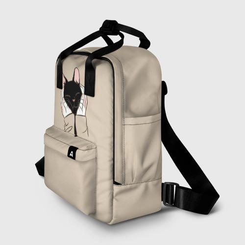 Женский рюкзак 3D Милая кошечка  Фото 01