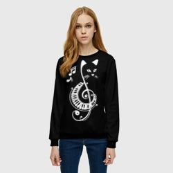 Музыкальный кот