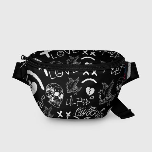 Поясная сумка 3D Lil Peep Фото 01
