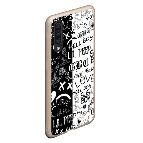 Чехол для Samsung A50 LIL PEEP LOGOBOMBING Фото 01