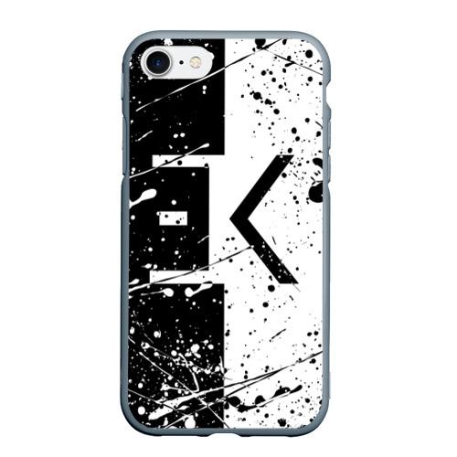 Чехол для iPhone 7/8 матовый ЕГОР КРИД Фото 01
