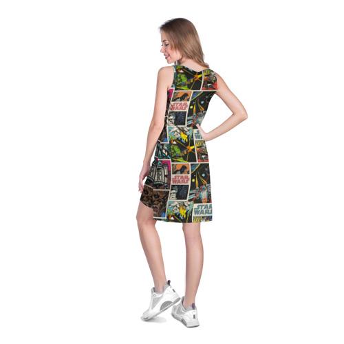 Платье-майка 3D Star Wars Comics Фото 01