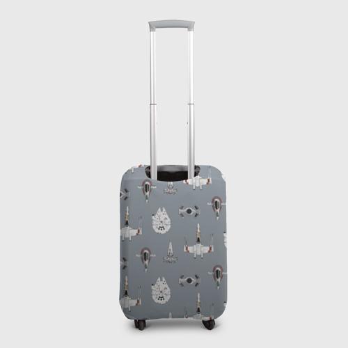 Чехол для чемодана 3D Spaceships pattern Фото 01