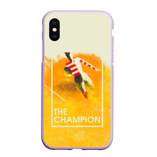 Регби. The Champion