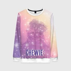 Chewie with stars