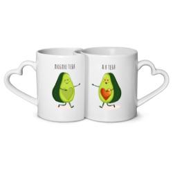люблю тебя , а я тебя,авокадо