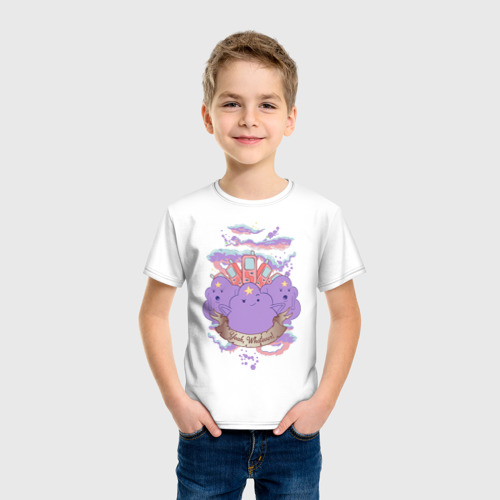 Детская футболка хлопок Принцесса Пупырка Фото 01