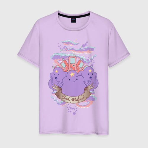 Мужская футболка хлопок Принцесса Пупырка Фото 01