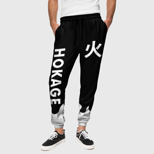 Мужские брюки 3D NARUTO HOKAGE   ХОКАГЕ Фото 01