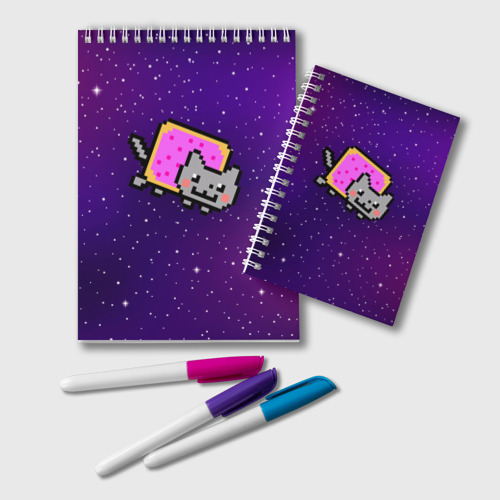 Блокнот Nyan Cat Фото 01