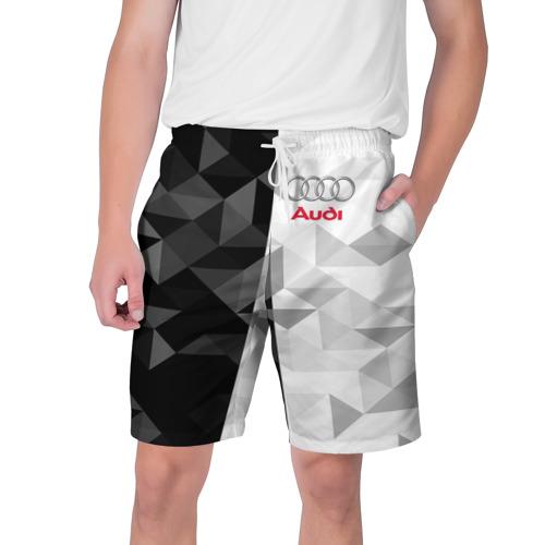 Мужские шорты 3D AUDI   АУДИ Фото 01