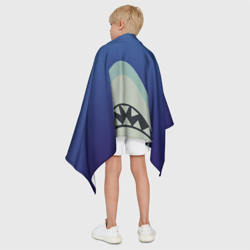 Пляжное полотенце 3D IKEA Shark Фото 01