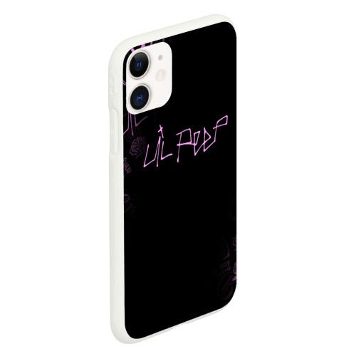 Чехол для iPhone 11 матовый LIL PEEP Фото 01