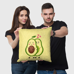 Влюбленные Веганы Авокадо