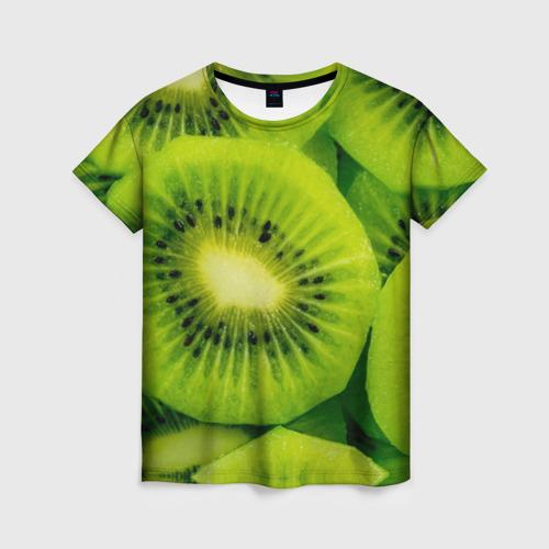 Зеленый киви