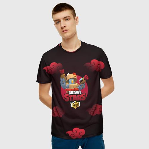 Мужская футболка 3D Brawl Stars Dumpling Darryl Фото 01