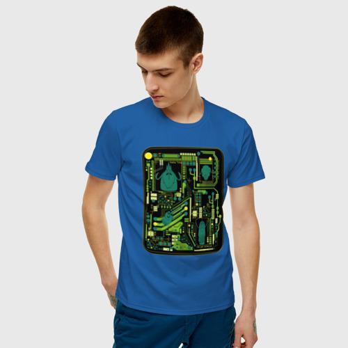 Мужская футболка хлопок Время приключений! Фото 01