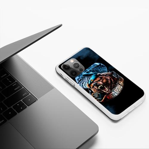 Чехол для iPhone 12 Pro Никто кроме нас Фото 01