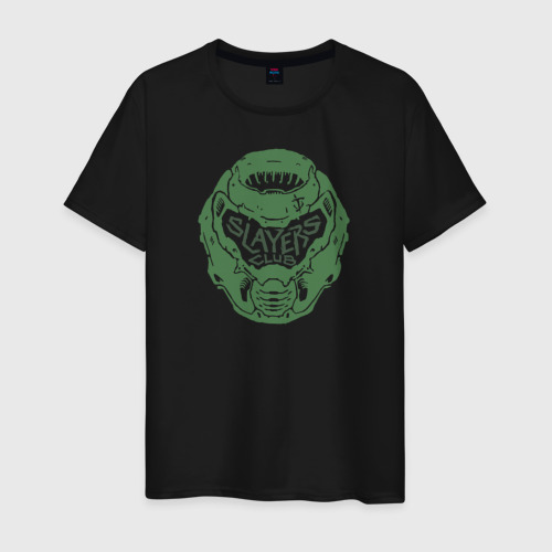 Мужская футболка хлопок Slayers Club Фото 01