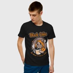 Black Coffee Cat