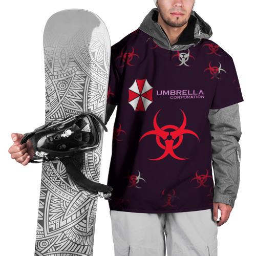 Накидка на куртку 3D Umbrella Corporation XS фото