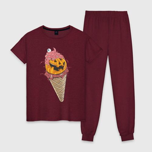 Pumpkin IceCream