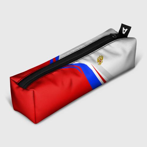 Пенал школьный 3D Россия Фото 01